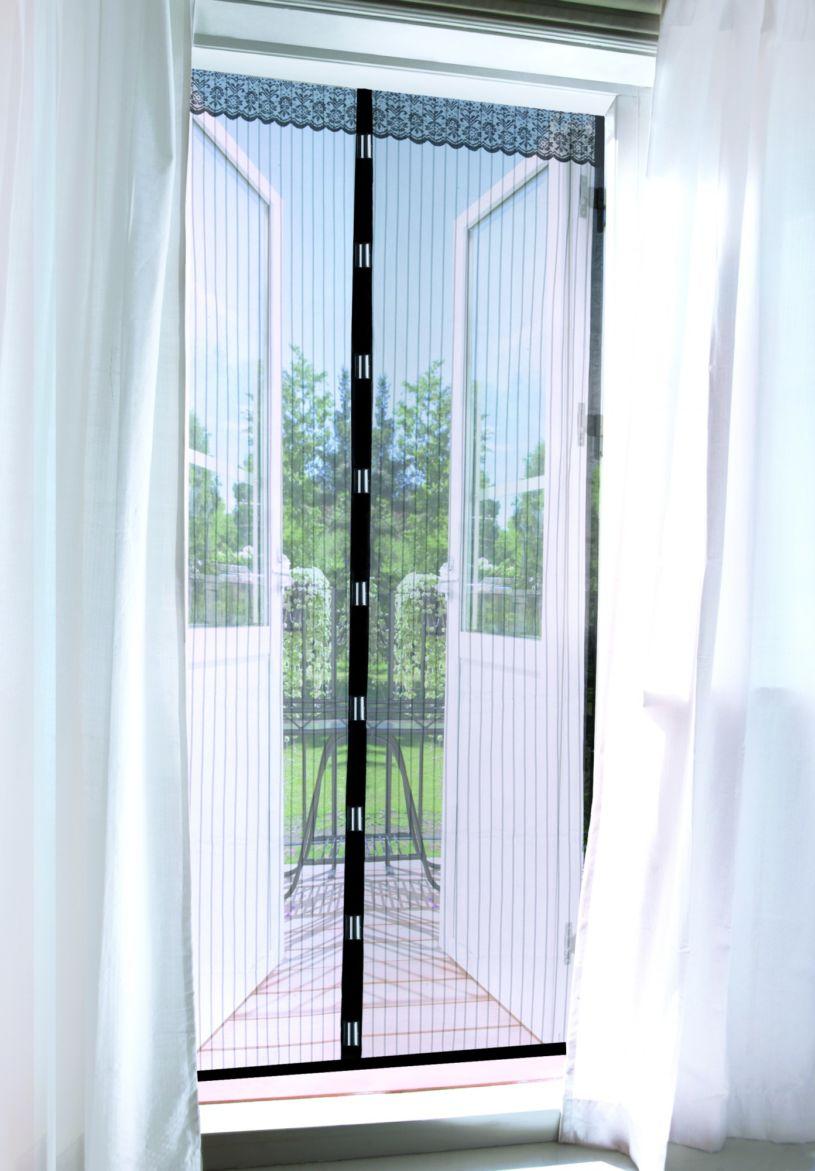 Магнитные шторы