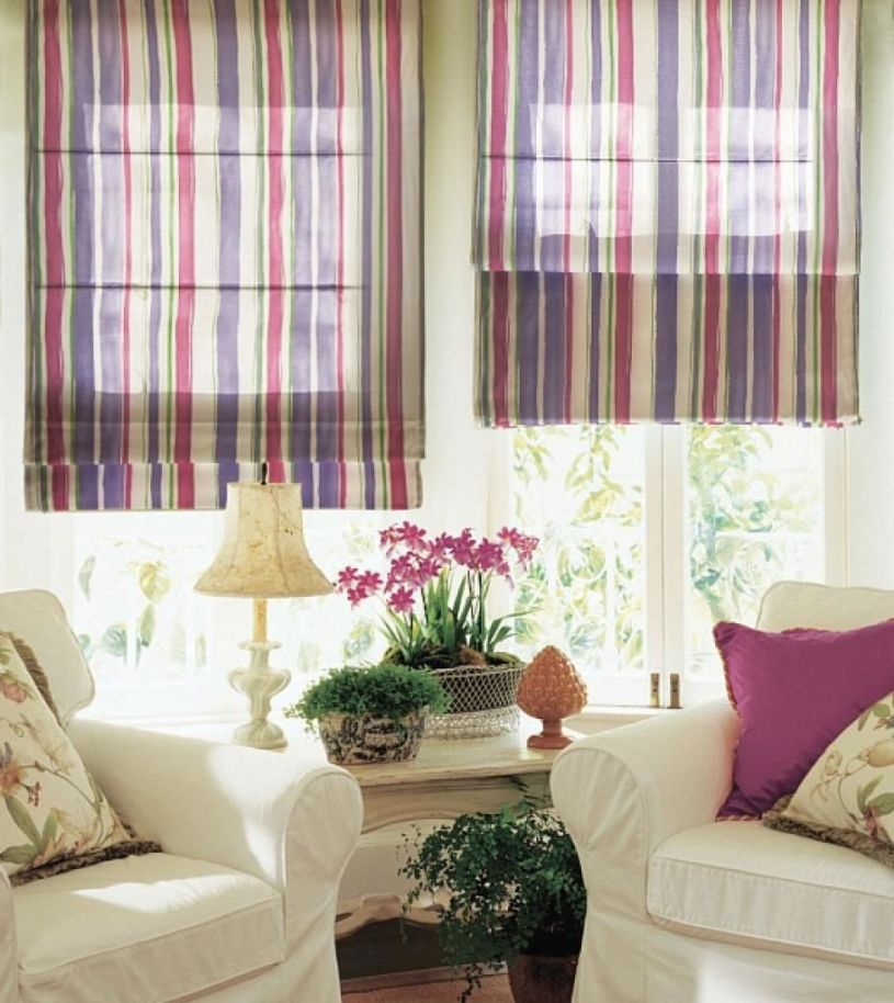 Curtains in stripes (10)