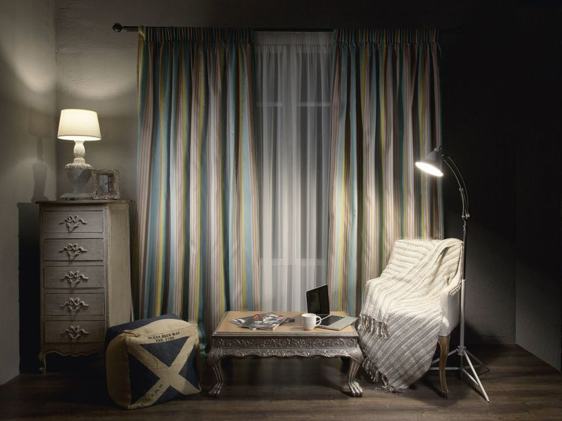 Curtains in stripes (11)