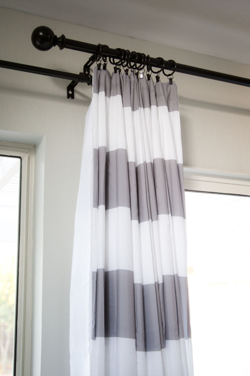 Curtains in stripes (20)