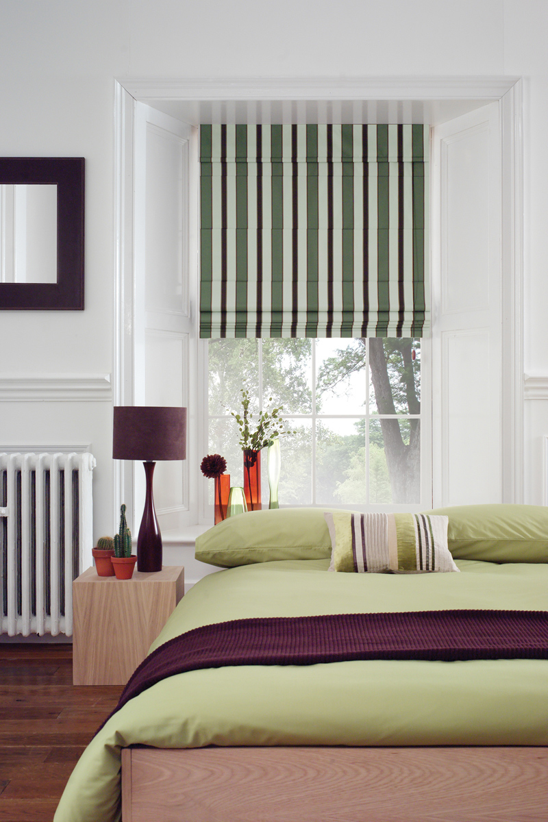 Curtains in stripes (5)