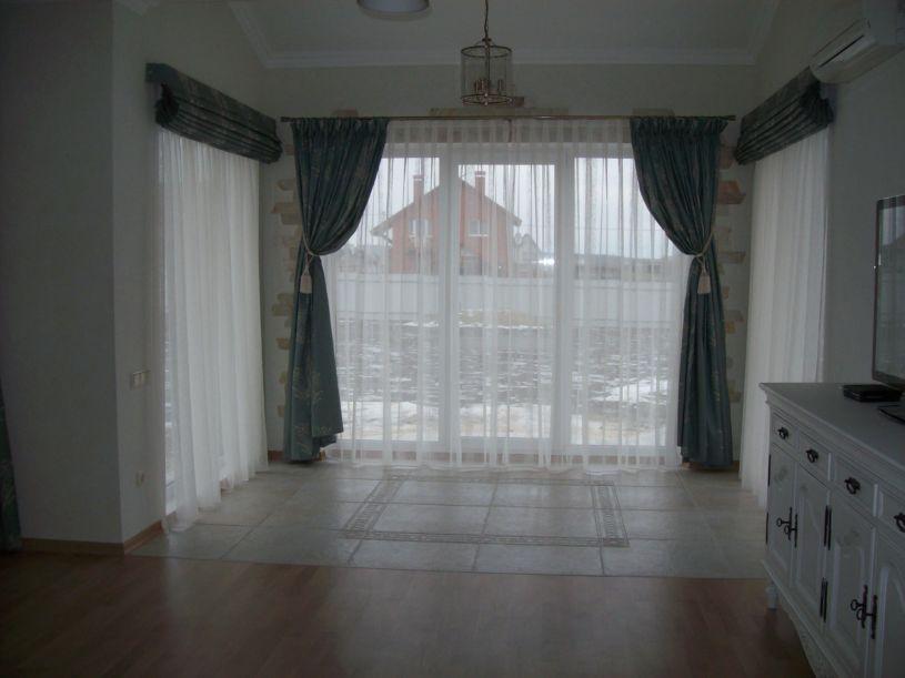 Двойные шторы (11)