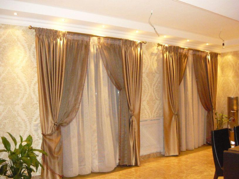 Двойные шторы (39)