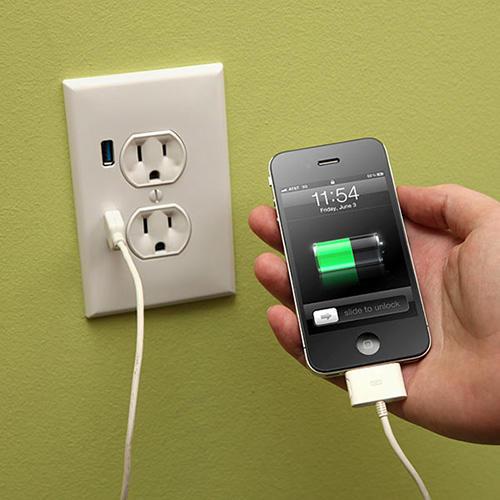 USB-Wall-Socket