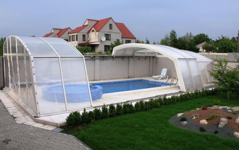 Крытый бассейн для дачи своими руками фото 782
